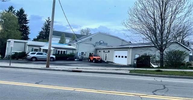 158 W Main Street, Allegany, NY 14706 (MLS #B1332450) :: BridgeView Real Estate Services