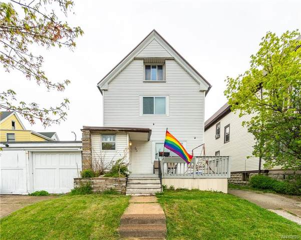 226 Auburn Avenue, Buffalo, NY 14213 (MLS #B1333350) :: Avant Realty