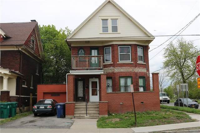 601 7th Street, Niagara Falls, NY 14301 (MLS #B1333383) :: Robert PiazzaPalotto Sold Team