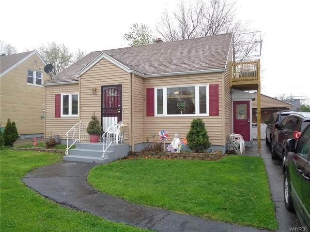 1554 Parker Boulevard, Tonawanda-Town, NY 14150 (MLS #B1333533) :: Mary St.George | Keller Williams Gateway