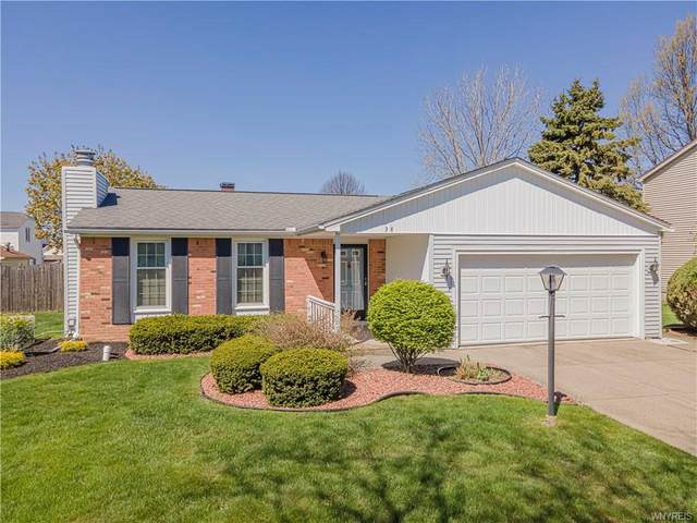 38 Deerpath Drive, Lancaster, NY 14086 (MLS #B1333631) :: BridgeView Real Estate Services