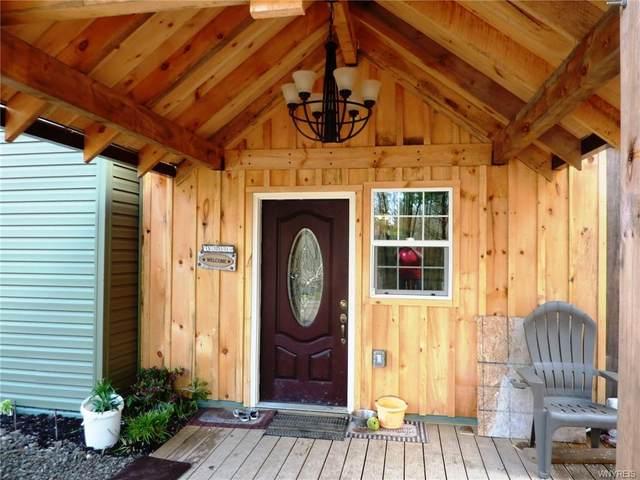 3714 Hicks Hill Road, Wirt, NY 14739 (MLS #B1333788) :: BridgeView Real Estate