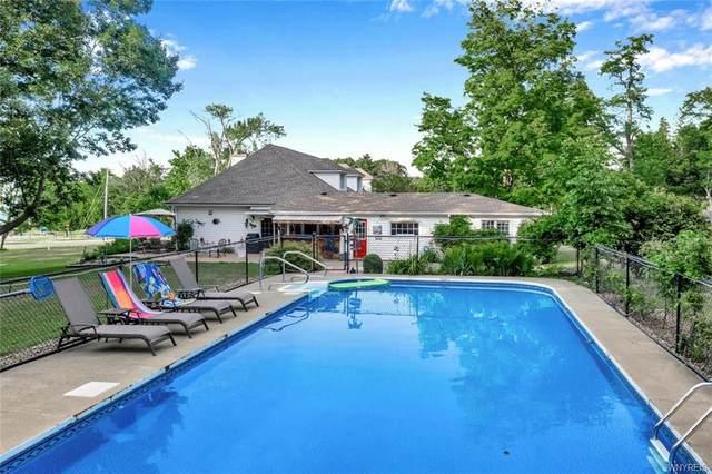 639 Sturgeon Point Road, Evans, NY 14047 (MLS #B1334013) :: BridgeView Real Estate Services