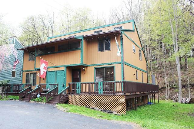 5 Holimont Avenue, Ellicottville, NY 14731 (MLS #B1334047) :: BridgeView Real Estate Services