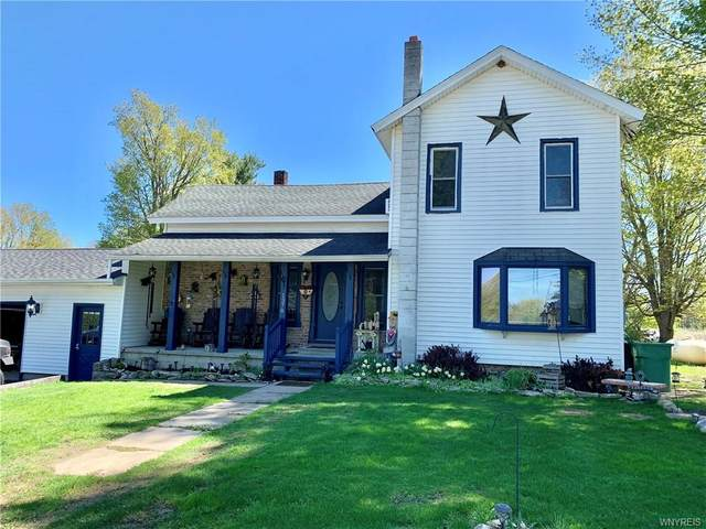 1378 Church Street, Alabama, NY 14013 (MLS #B1334173) :: Mary St.George | Keller Williams Gateway