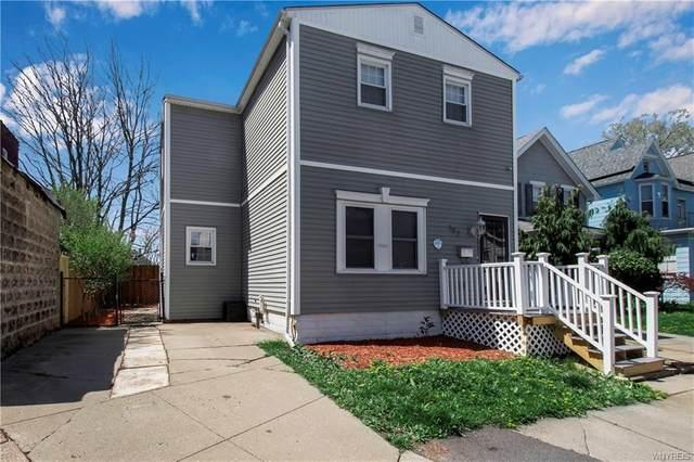 192 W Tupper Street, Buffalo, NY 14201 (MLS #B1334222) :: Avant Realty