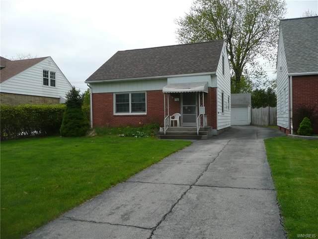 116 Fayette Avenue, Tonawanda-Town, NY 14223 (MLS #B1334259) :: Avant Realty