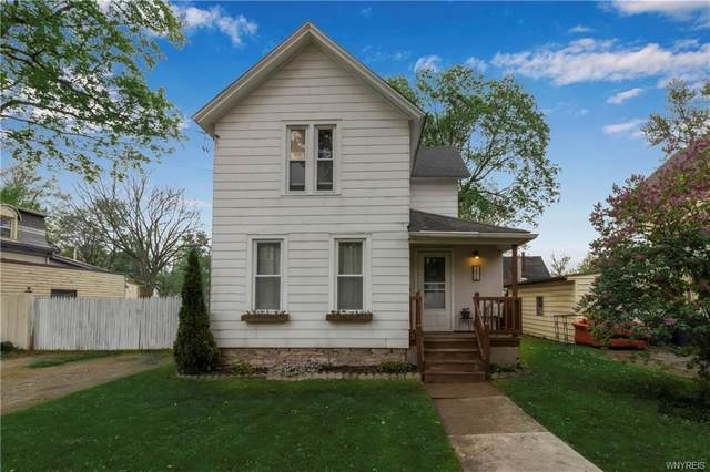 156 Spalding Street, Lockport-City, NY 14094 (MLS #B1334279) :: 716 Realty Group