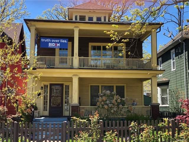 550 12th Street, Niagara Falls, NY 14301 (MLS #B1334302) :: BridgeView Real Estate Services