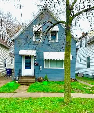143 Davey Street, Buffalo, NY 14206 (MLS #B1334360) :: MyTown Realty