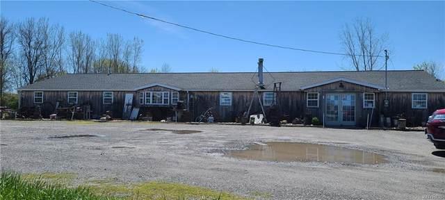 14462 Ridge Road W, Gaines, NY 14411 (MLS #B1334380) :: BridgeView Real Estate