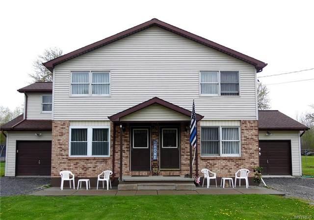 1272 Cain Road, Porter, NY 14174 (MLS #B1334606) :: 716 Realty Group