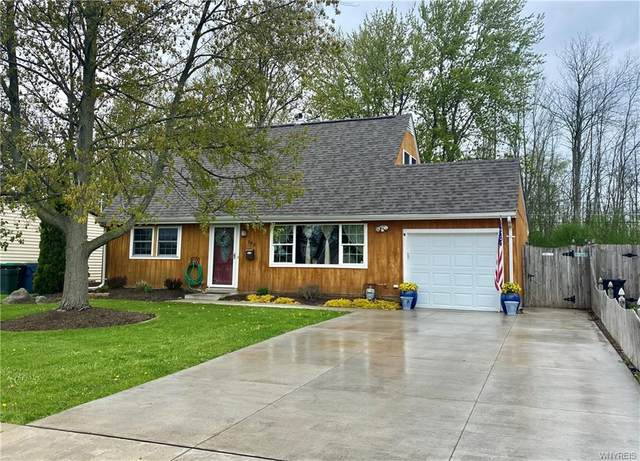 160 Marilyn Drive, Grand Island, NY 14072 (MLS #B1334648) :: BridgeView Real Estate Services