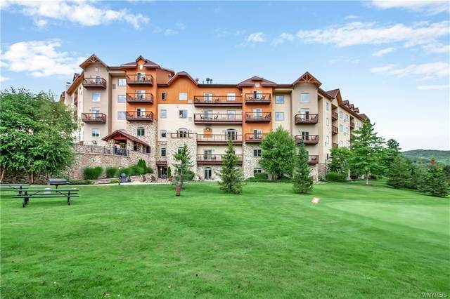 317/319-2 Tamarack Club, Ellicottville, NY 14731 (MLS #B1334662) :: BridgeView Real Estate Services
