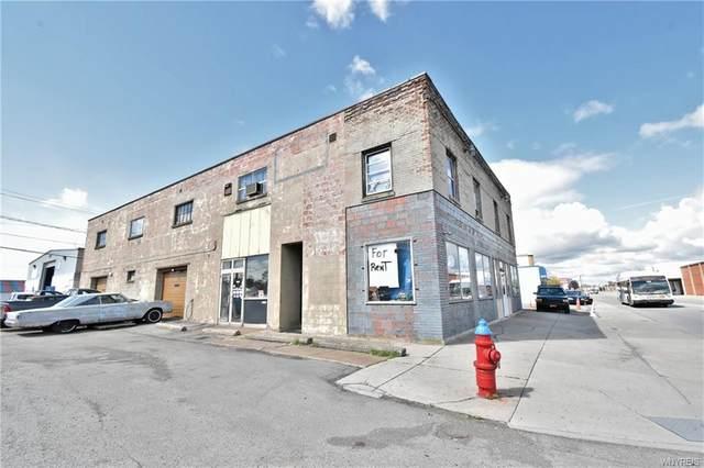 1660 Kenmore Avenue, Buffalo, NY 14216 (MLS #B1334675) :: MyTown Realty