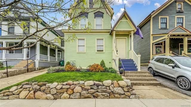364 Hudson Street, Buffalo, NY 14201 (MLS #B1335026) :: MyTown Realty