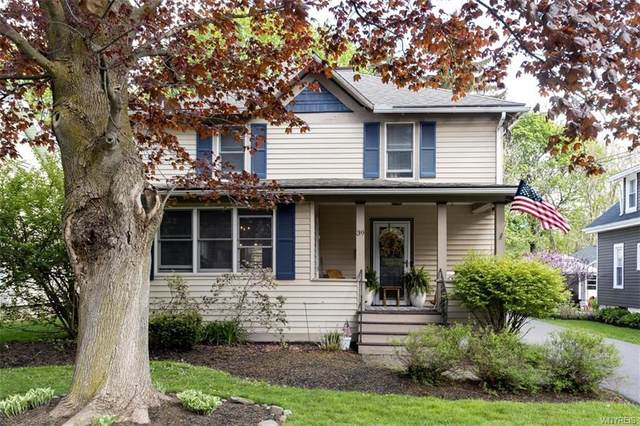 39 Highland Avenue, Orchard Park, NY 14127 (MLS #B1335056) :: MyTown Realty