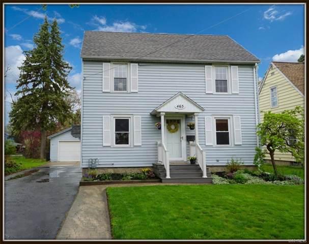 465 E Union Street, Lockport-City, NY 14094 (MLS #B1335236) :: Avant Realty