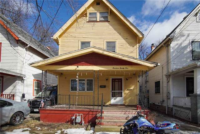 1421 22nd Street, Niagara Falls, NY 14305 (MLS #B1335279) :: Robert PiazzaPalotto Sold Team