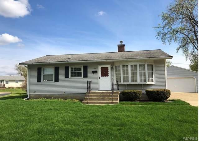 104 Ridgedale Circle, Tonawanda-City, NY 14150 (MLS #B1335289) :: Avant Realty