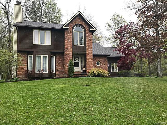 452 Rambling Road, Amherst, NY 14051 (MLS #B1335397) :: Robert PiazzaPalotto Sold Team