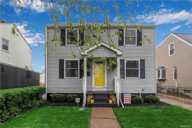 193 Midland Avenue, Tonawanda-Town, NY 14223 (MLS #B1335408) :: Robert PiazzaPalotto Sold Team