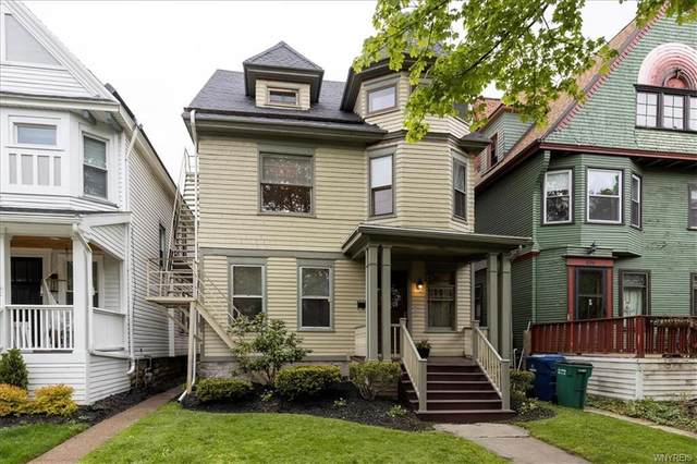 448 Norwood Avenue, Buffalo, NY 14222 (MLS #B1335468) :: Robert PiazzaPalotto Sold Team