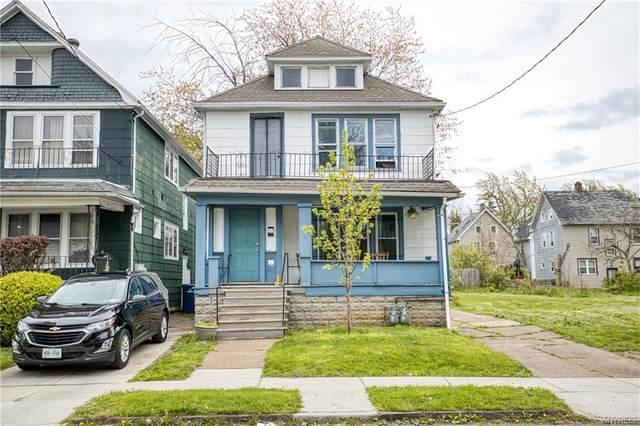 71 Hill Street E, Buffalo, NY 14214 (MLS #B1335544) :: TLC Real Estate LLC