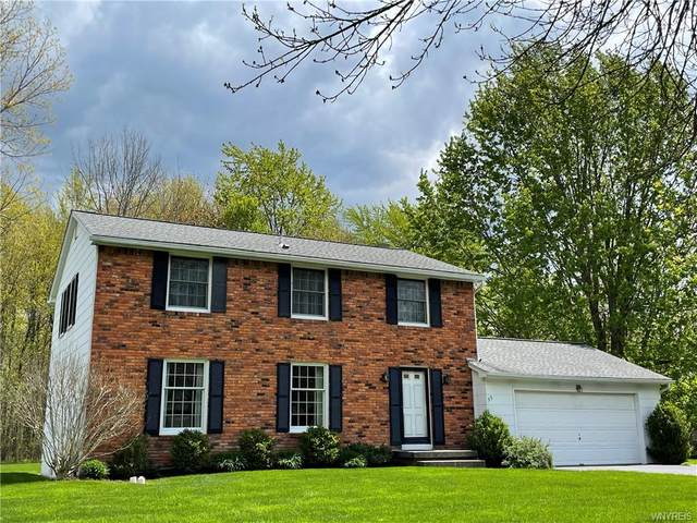 35 Glen Oak Drive, Amherst, NY 14051 (MLS #B1335788) :: Robert PiazzaPalotto Sold Team