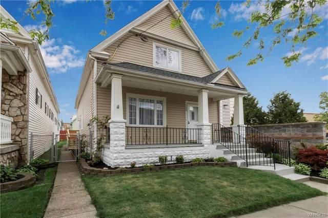 160 Gorski Street, Buffalo, NY 14206 (MLS #B1335930) :: Robert PiazzaPalotto Sold Team