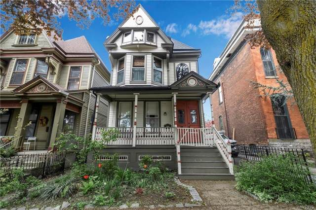 62 N Pearl Street, Buffalo, NY 14202 (MLS #B1335931) :: Robert PiazzaPalotto Sold Team