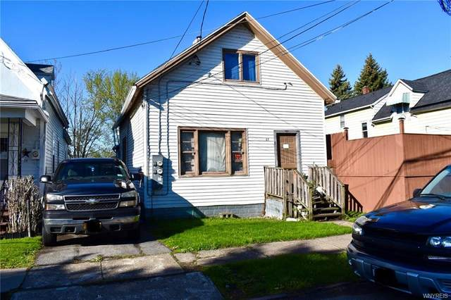 27 Fleming Street, Buffalo, NY 14206 (MLS #B1335958) :: Robert PiazzaPalotto Sold Team