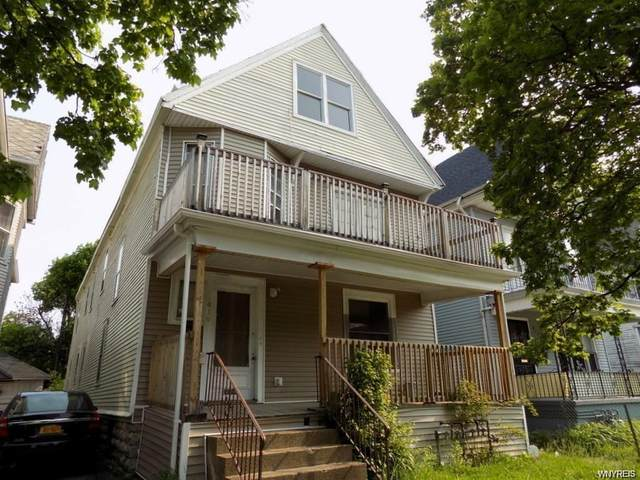 410 E Utica Street, Buffalo, NY 14208 (MLS #B1336043) :: 716 Realty Group