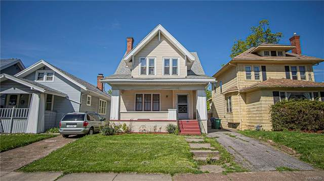 153 Englewood Avenue, Buffalo, NY 14214 (MLS #B1336096) :: Robert PiazzaPalotto Sold Team