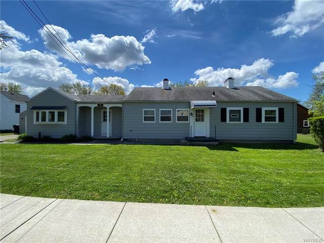 7 Belmont Street, Amherst, NY 14221 (MLS #B1336106) :: Robert PiazzaPalotto Sold Team