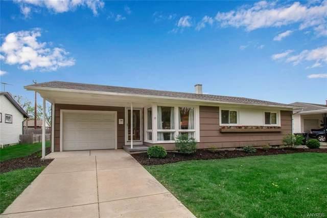 53 Idlewood Drive, Tonawanda-Town, NY 14150 (MLS #B1336187) :: TLC Real Estate LLC