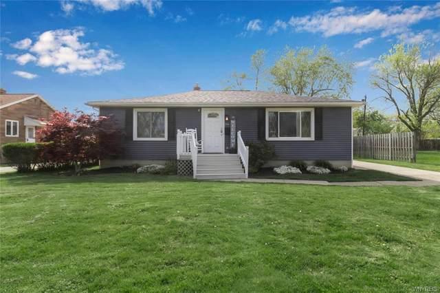 116 Emerson Drive, Amherst, NY 14226 (MLS #B1336224) :: TLC Real Estate LLC