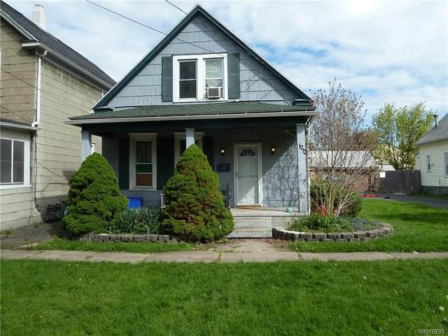 120 7th Avenue, North Tonawanda, NY 14120 (MLS #B1336242) :: Robert PiazzaPalotto Sold Team