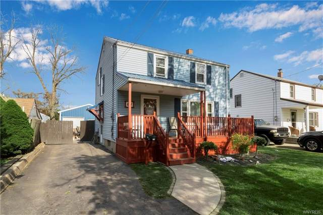 811 92nd Street, Niagara Falls, NY 14304 (MLS #B1336279) :: Robert PiazzaPalotto Sold Team