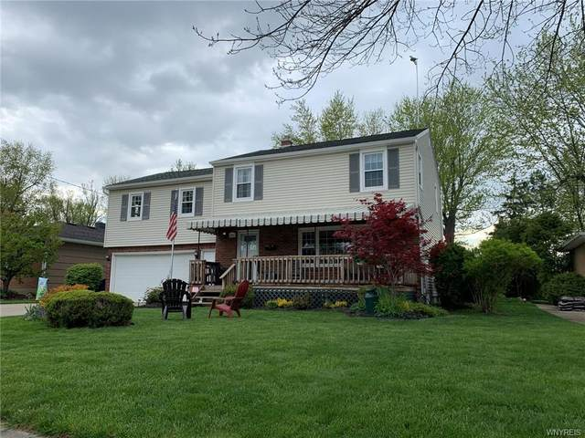 280 Clearfield Drive, Amherst, NY 14221 (MLS #B1336302) :: Robert PiazzaPalotto Sold Team