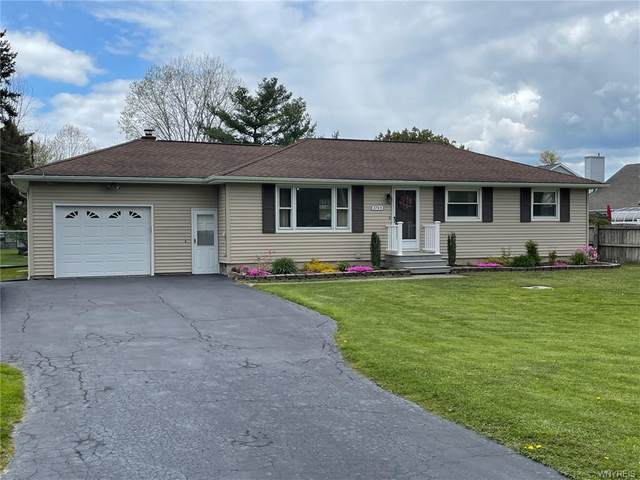 3745 Klemer Road, Wheatfield, NY 14120 (MLS #B1336383) :: Robert PiazzaPalotto Sold Team