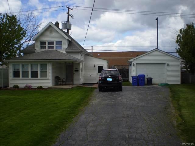 382 Collins Avenue, West Seneca, NY 14224 (MLS #B1336401) :: Robert PiazzaPalotto Sold Team