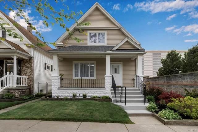 160 Gorski Street, Buffalo, NY 14206 (MLS #B1336427) :: Robert PiazzaPalotto Sold Team