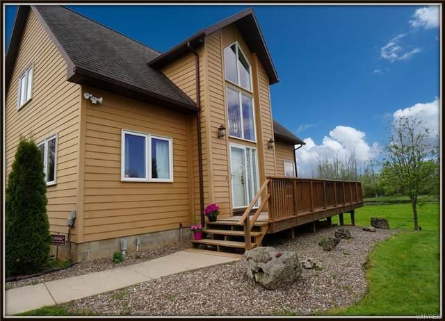 2500 Oak Orchard Road, Gaines, NY 14411 (MLS #B1336491) :: BridgeView Real Estate