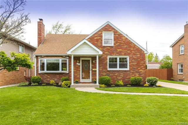 254 Carpenter Avenue, Tonawanda-Town, NY 14223 (MLS #B1336538) :: TLC Real Estate LLC