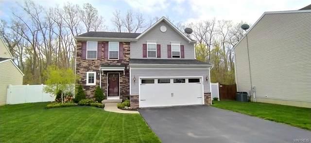 59 Naples Circle, Amherst, NY 14228 (MLS #B1336589) :: TLC Real Estate LLC