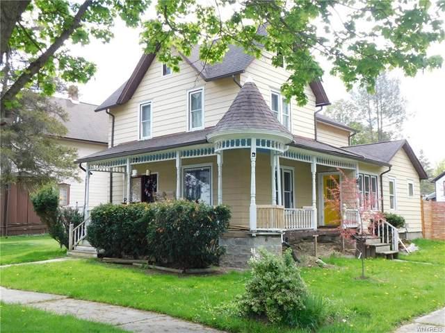 22 Mill Street, Cuba, NY 14727 (MLS #B1336682) :: BridgeView Real Estate Services
