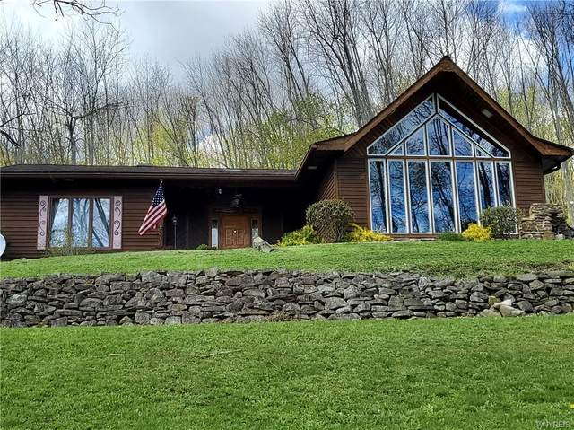 8999 County Line Road, Farmersville, NY 14737 (MLS #B1336741) :: BridgeView Real Estate Services