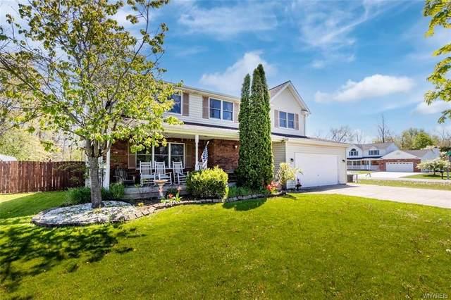 7337 Norman Road, Wheatfield, NY 14120 (MLS #B1336829) :: 716 Realty Group