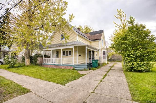 57 Rapin Place, Buffalo, NY 14211 (MLS #B1336855) :: BridgeView Real Estate Services